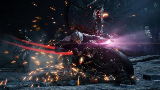 Steam一周销量排行榜 《鬼泣5》第一《只狼》第二