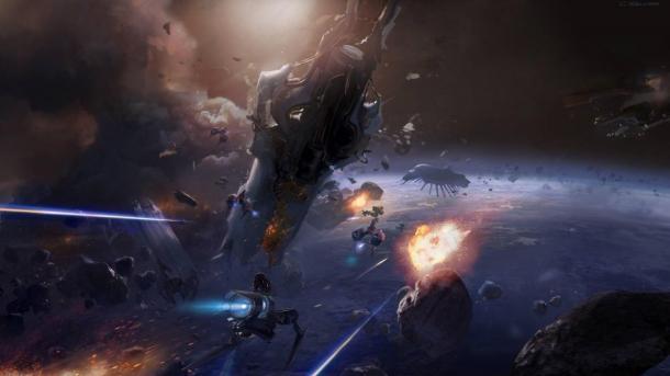《星际战甲》注册用户5000万 明日官方赠送免费礼物