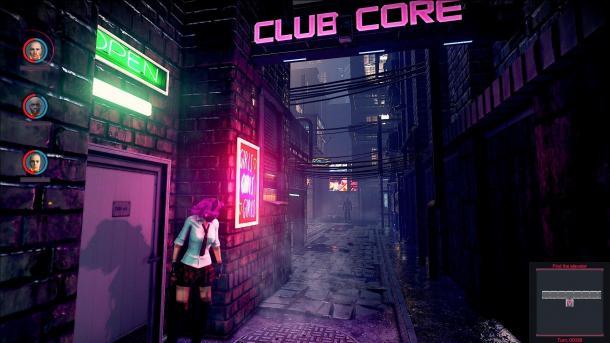 賽博朋克游戲《集團451》公布 短裙妹為何徘徊街頭