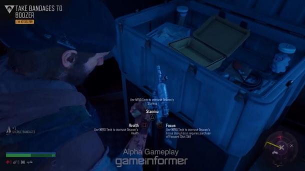 满满的游戏性!PS4独占《往日不再》主角全技能展示