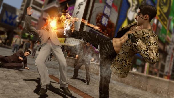 《如龙:极2》将于5月9日登陆PC 配置要求已公布