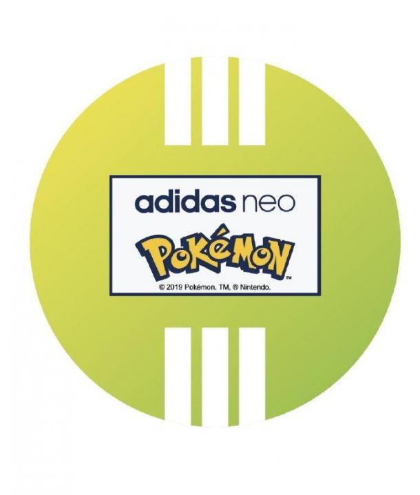 在线捕捉好动灵魂 adidas neo将与宝可梦进行联动