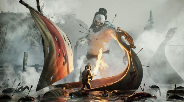 《符文:诸神黄昏》无抢先体验版 正式版年内发售