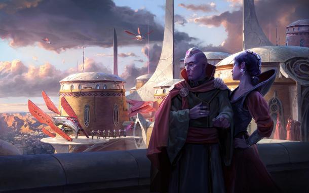 《奇迹时代:星陨》新预告 垄断组织辛迪加一手遮天