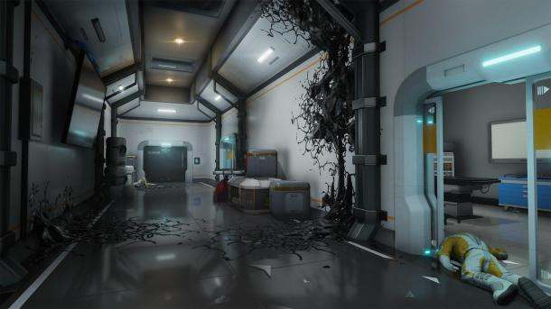 FPS游戏《月光》预告及截图公布 探索星球寻找女儿