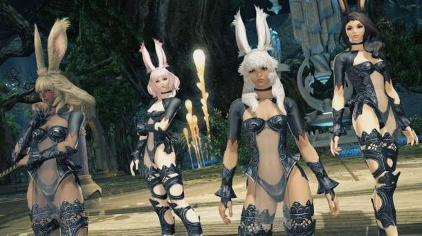 《最终幻想14》新种族性别锁定让人失望 总监忙解释