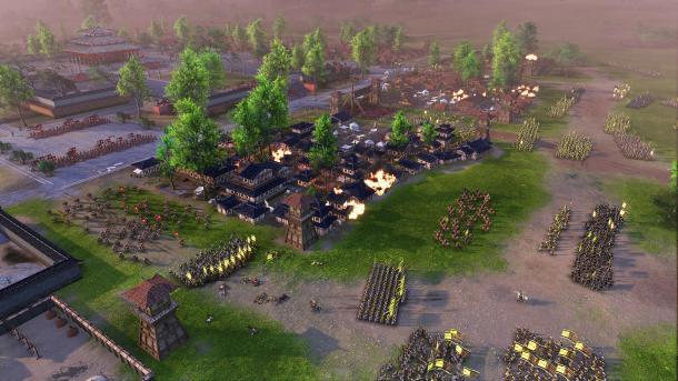 《全面战争:三国》PC性能表现分析 对显卡要求较高
