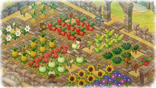 NS《哆啦A夢:牧場物語》最新宣傳片 歡迎試玩體驗版