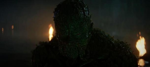 温子仁监制DC《沼泽怪物》最新预告 女主颜值超高