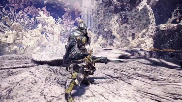 疾风迅雷狂砍不止!《怪物猎人世界:冰原》单手剑&双剑演示