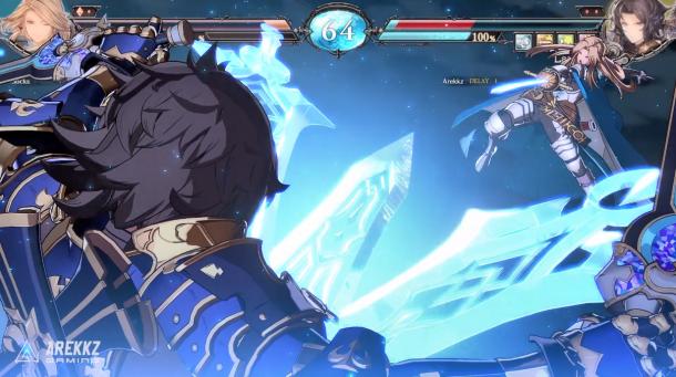 騎空士的浪漫 《碧藍幻想Versus》華麗戰斗演示視頻