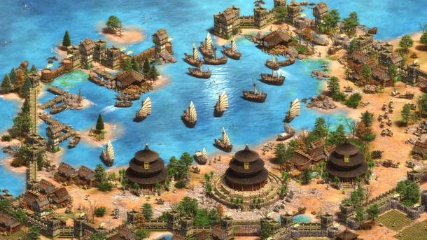 E3:《帝国时代2:终极版》PC配置公布 支持中文配音