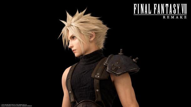 E3:《最终幻想7:重制版》角色图 蒂法爱丽丝美如画