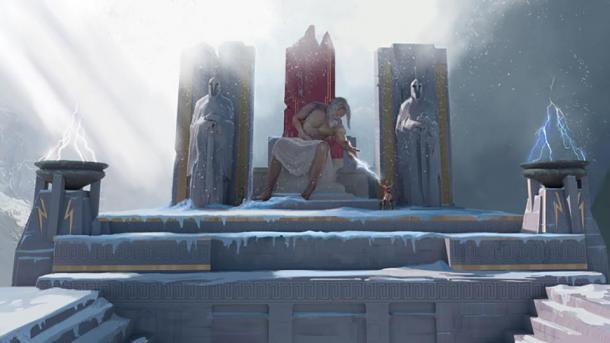 E3:育碧《渡神纪》中文官网上线 截图风景壮丽