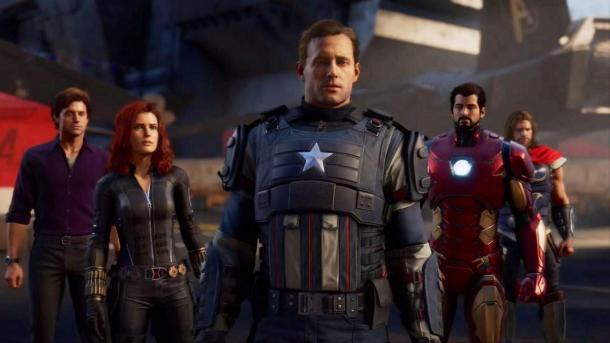 E3:《漫威复联》预告被吐槽 粉丝称颜值看不下去