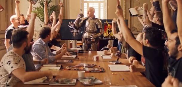 拉瑞安工作室搞怪视频 讲述取得《博德之门3》授权的千难万险
