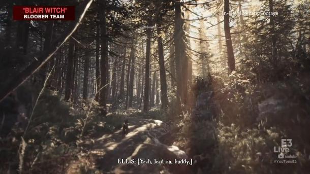 恐怖新作《布莱尔女巫》演示视频 无尽梦魇让人恐惧