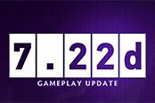 《DOTA2》7.22d平衡性更新發布 小黑、PA獲加強