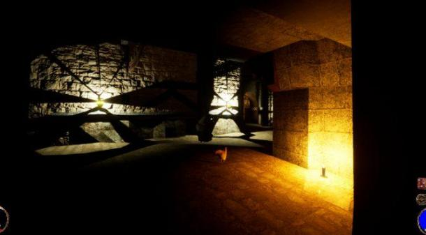 使用光線追蹤 基于虛幻4《地城英雄志》重制截圖分享