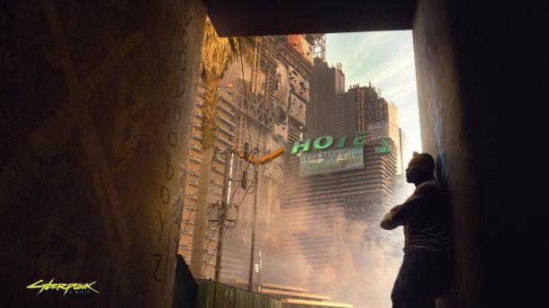 《赛博朋克2077》新情报透露 郊外荒地也有惊喜