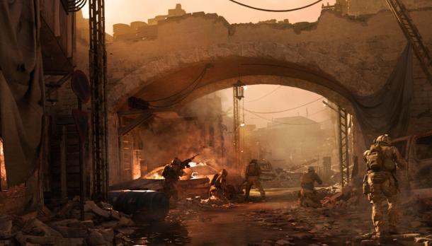 渲染真實 《COD現代戰爭》會隨玩家行動產生分支對話