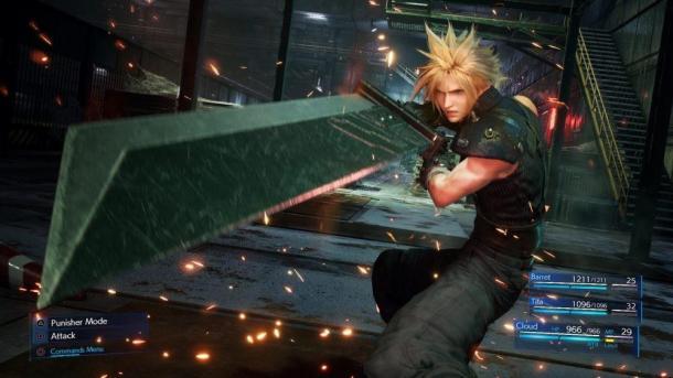 《最终幻想7:重制版》高清新图 爱丽丝颜值高让人心动