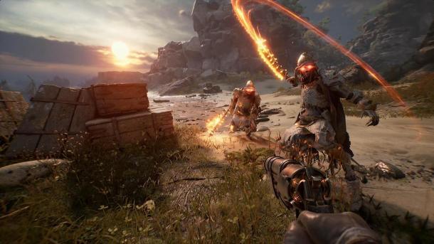 黑暗幻想FPS游戏《巫火》新截图 画面效果出众