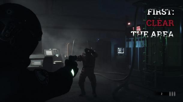 恐怖游戲《白日噩夢1998》新預告 這游戲像生化危機