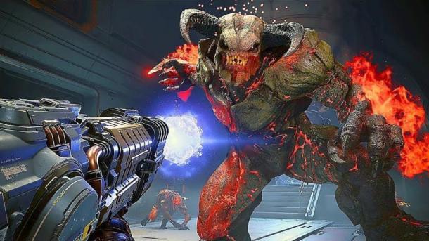 《毀滅戰士:永恒》將沒有傳統的多人游戲模式