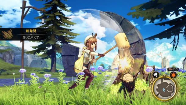 《萊莎的煉金工房》PC版將于10月29日推出 截圖展示