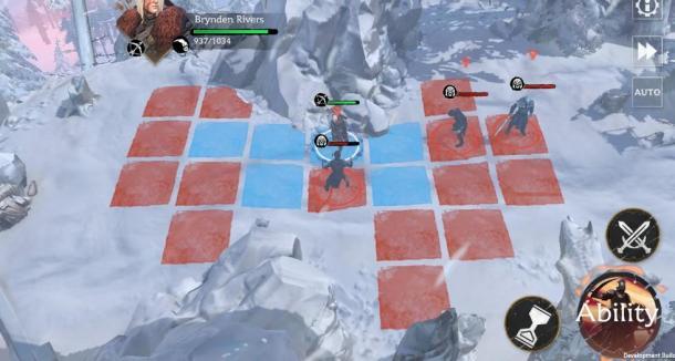 盖娅互娱策略新手游 《权力的游戏:境外决战》公布