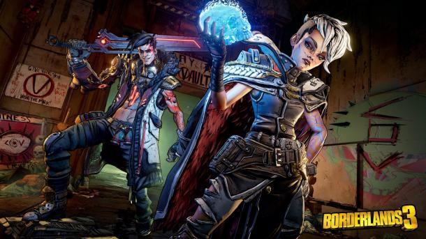 《無主之地3》公布更多玩法細節 NPC可以復活玩家