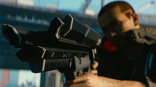 《賽博朋克2077》新情報 武器類型豐富還可以定制