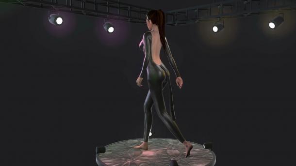 國產武俠《嗜血印》更新送福利 妹子穿性感裝撩人