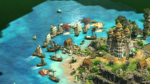 《帝國時代》系列依舊火 每個月有上百萬活躍玩家
