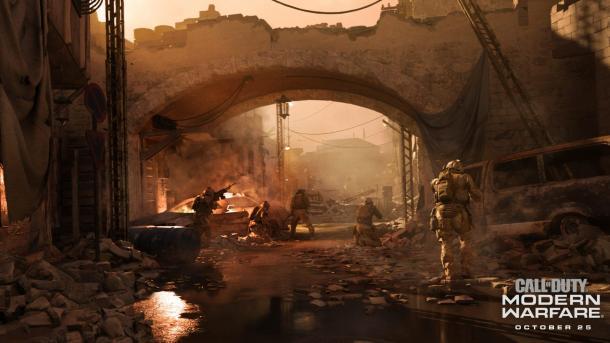 《使命召唤16》的单人战役 将让玩家质疑自己的道德