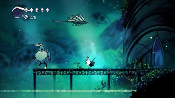 《空洞騎士》中文盒裝特典版7月12日登場 內容豐富
