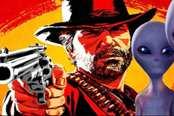 传《荒野大镖客2》将有单人剧情DLC 专注外星人