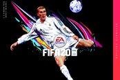 齊達內登《FIFA20》終極版封面并加入UT模式