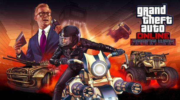 Steam一周销量排行榜 《侠盗猎车5》第一吃鸡第二