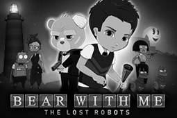 忍受我:失落的机器人图片