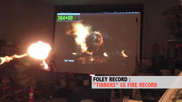 奇思妙想花样百出 《英雄联盟》声效制作幕后视频