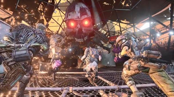 全员脱发警告 《无主之地3》巴黎专业美发已开业