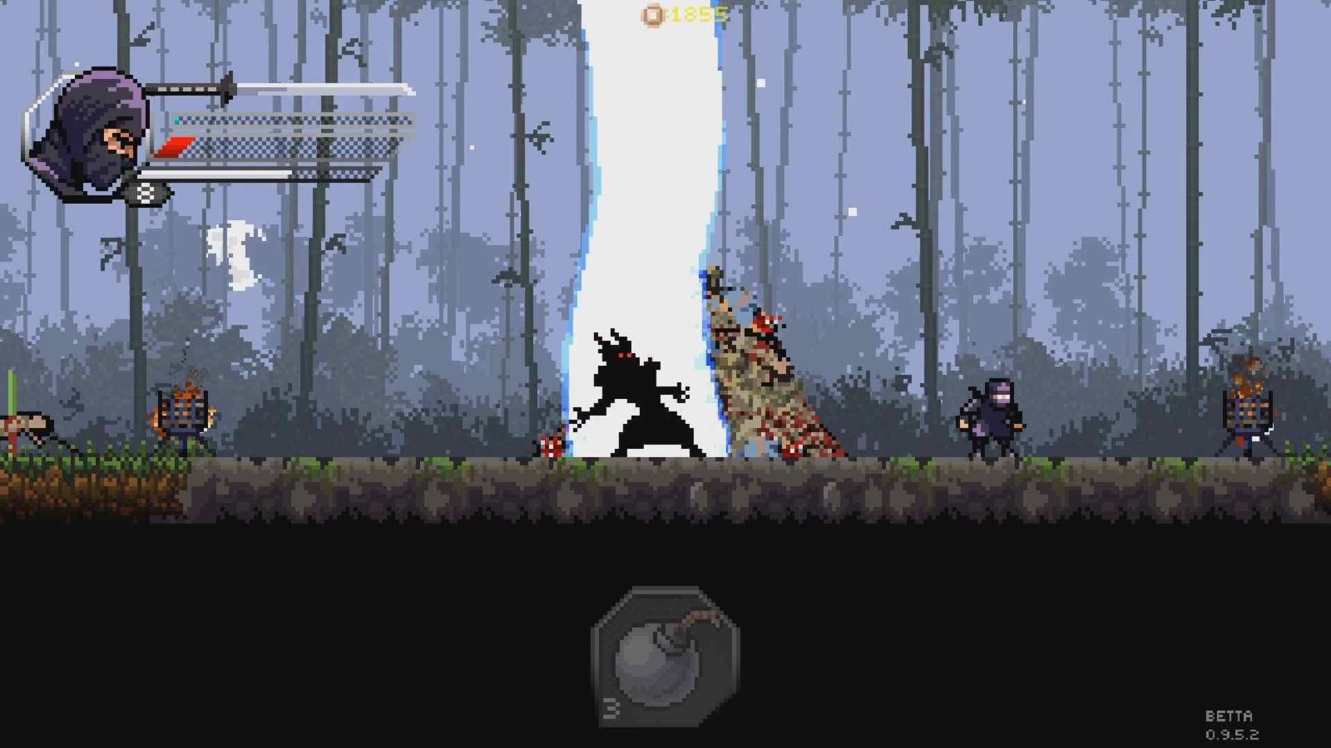 像素忍者:九魔狩图片