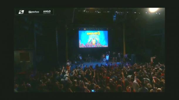 《无主之地3》开场歌曲和开场动画曝光 和2代是同一个乐队