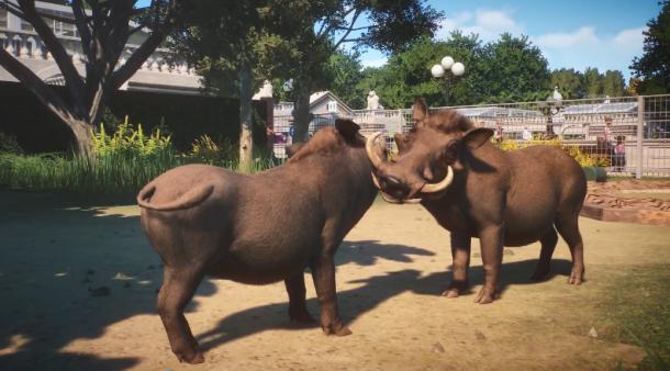 建筑风格多样!《动物园之星》公布内测实机宣传影像