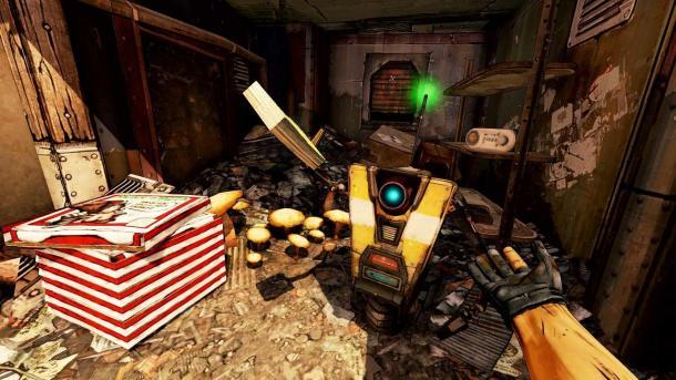《无主之地2 VR》确定10月23日登陆PC 包含16款DLC内容