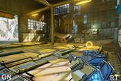 《无主之地3》民间光追技术演示视频