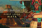 《文明6》新季票领袖将登场 玛雅文明的六日夫人详情