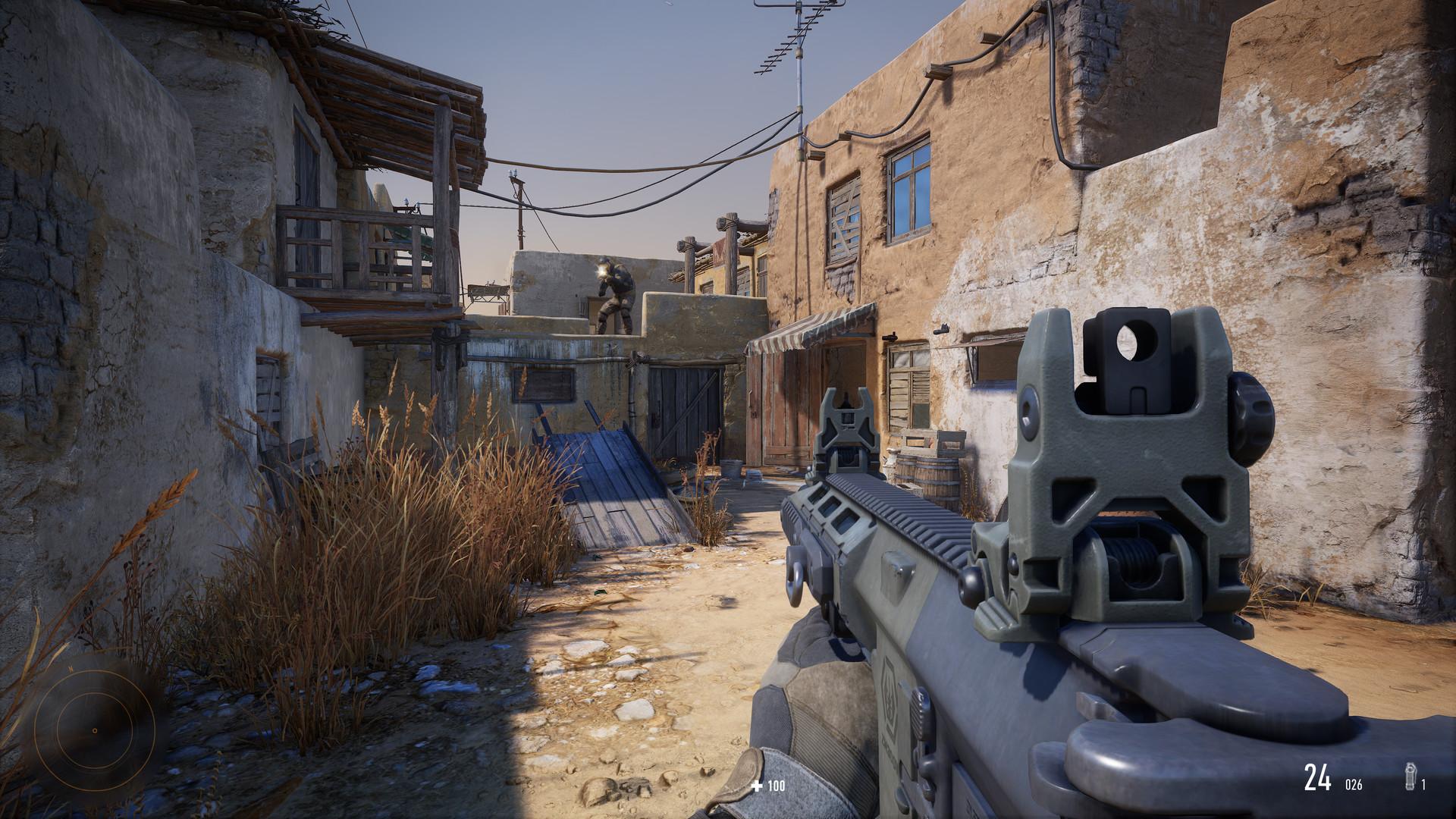 狙击手:幽灵战士契约2图片